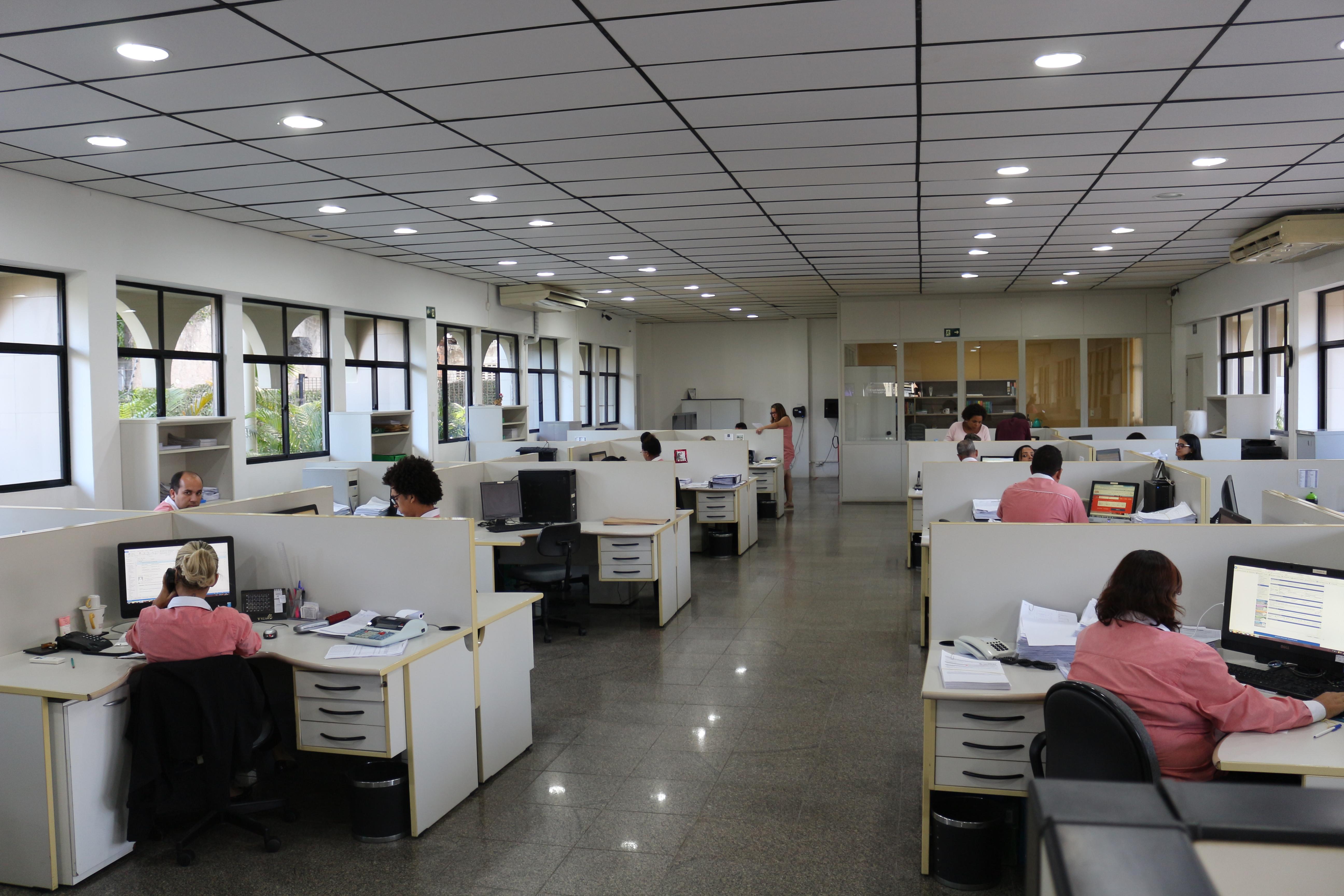 Grupo de pessoas trabalhando